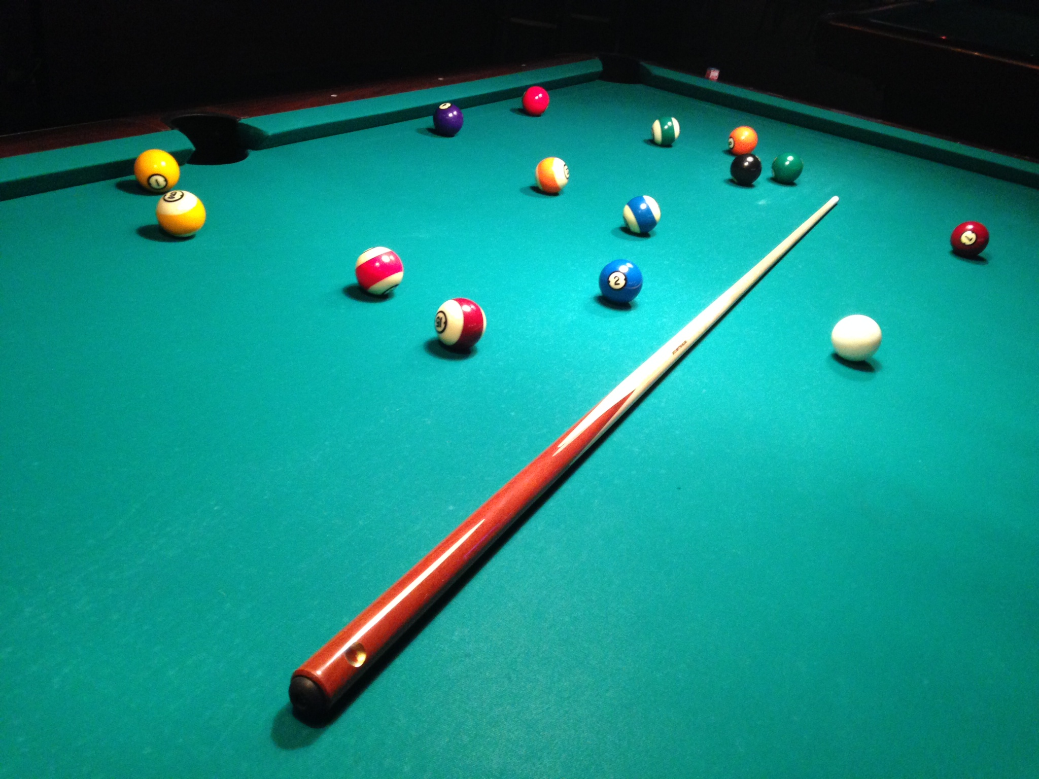 Pool Table Size Chart: Billiards table 2.JPG - Wikimedia Commons,Chart