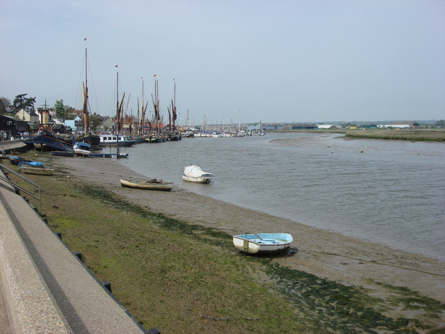 Blackwater Estuary, Maldon - geograph.org.uk - 938615
