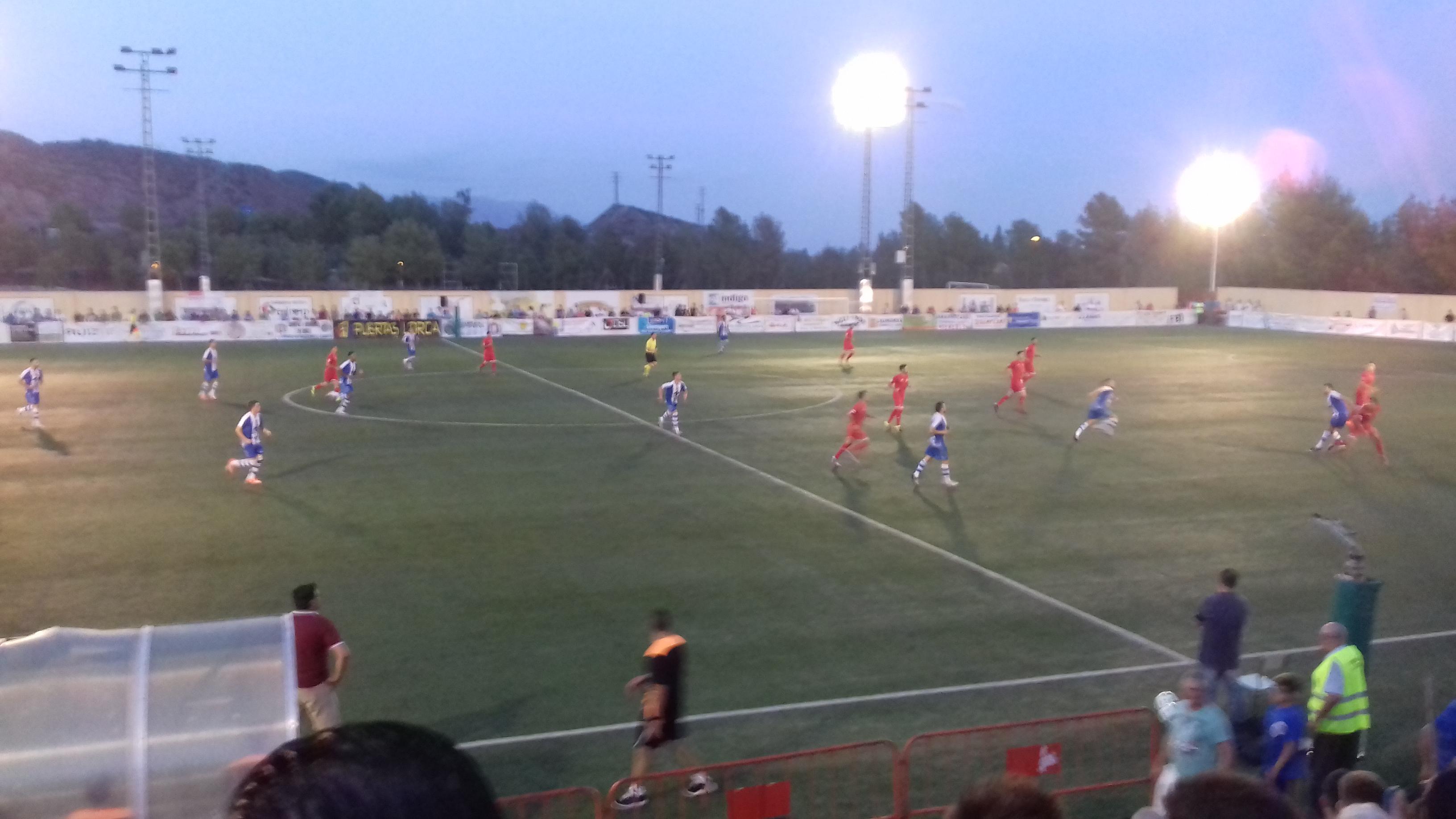 Archivo Cf Lorca Deportiva La Hoya Lorca Cf 31 08 2016 Jpg