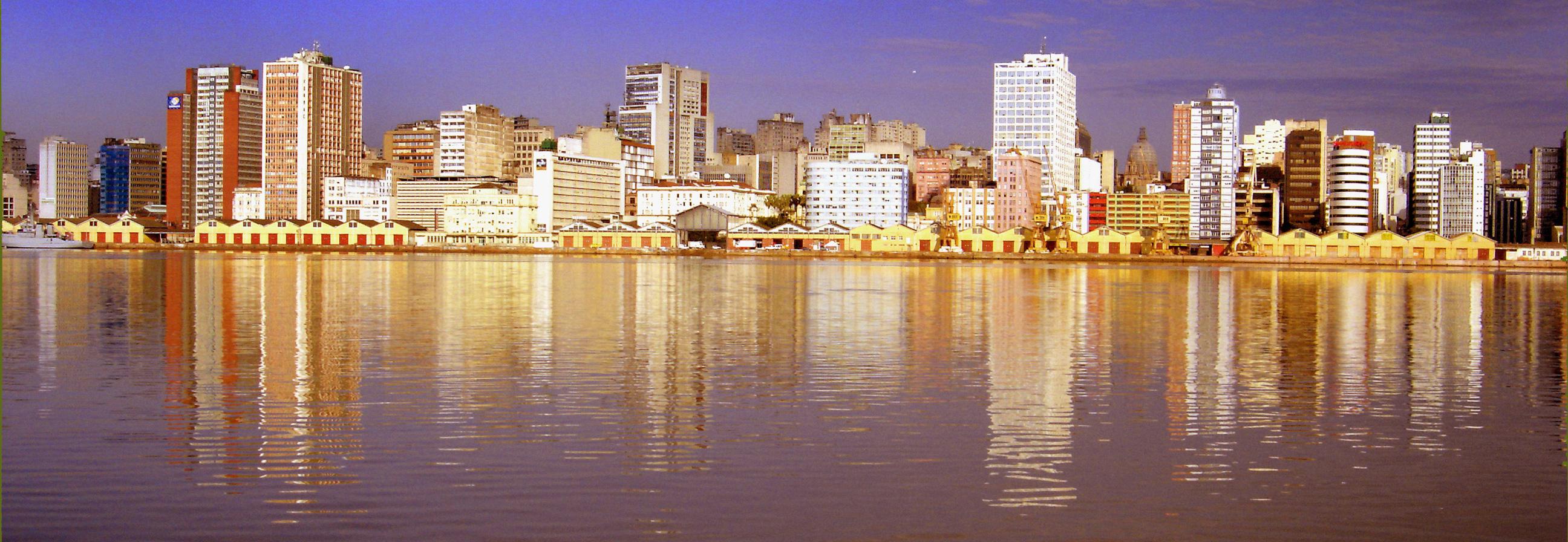 Porto Alegre em imagens u2013 part I Caminhos da Lu