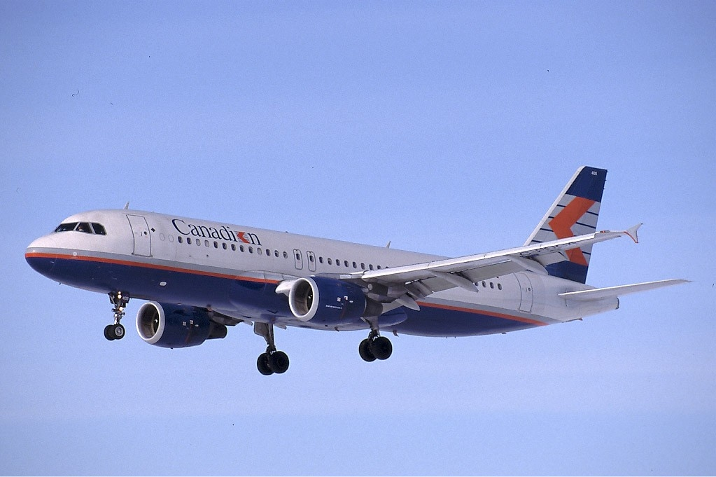 Canadian Airlines Wikip 233 Dia