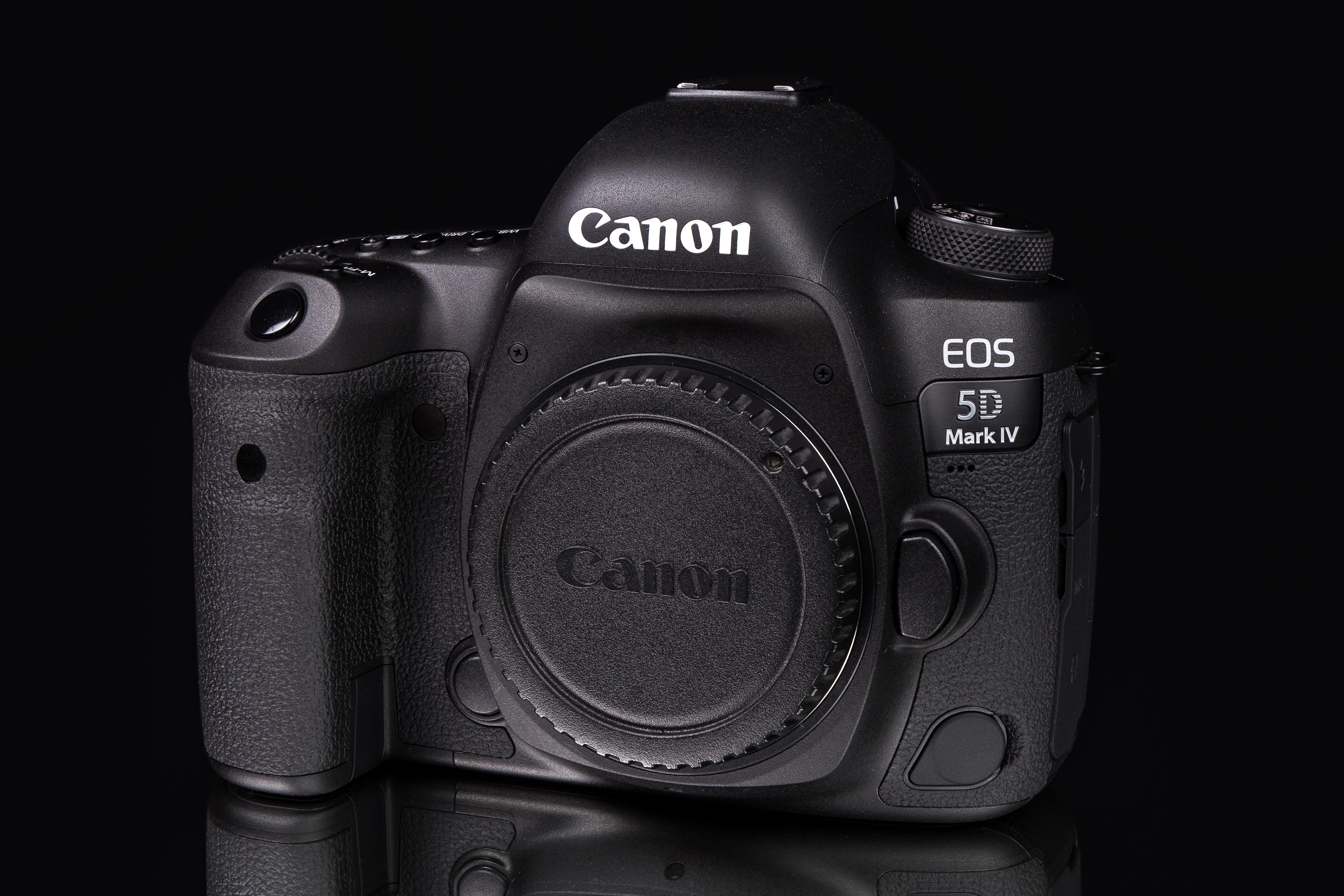 Filecanon Eos 5d Mark Iv Front 1803241116 Ako Wikimedia Canon Body Only Camera Dslr 4