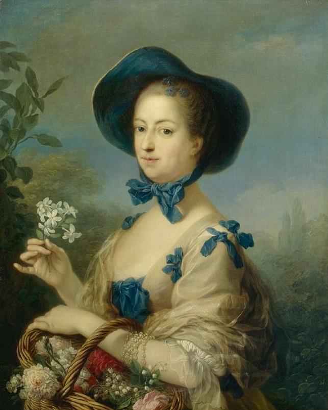 Madame Pompadour dönemi Fransa 76