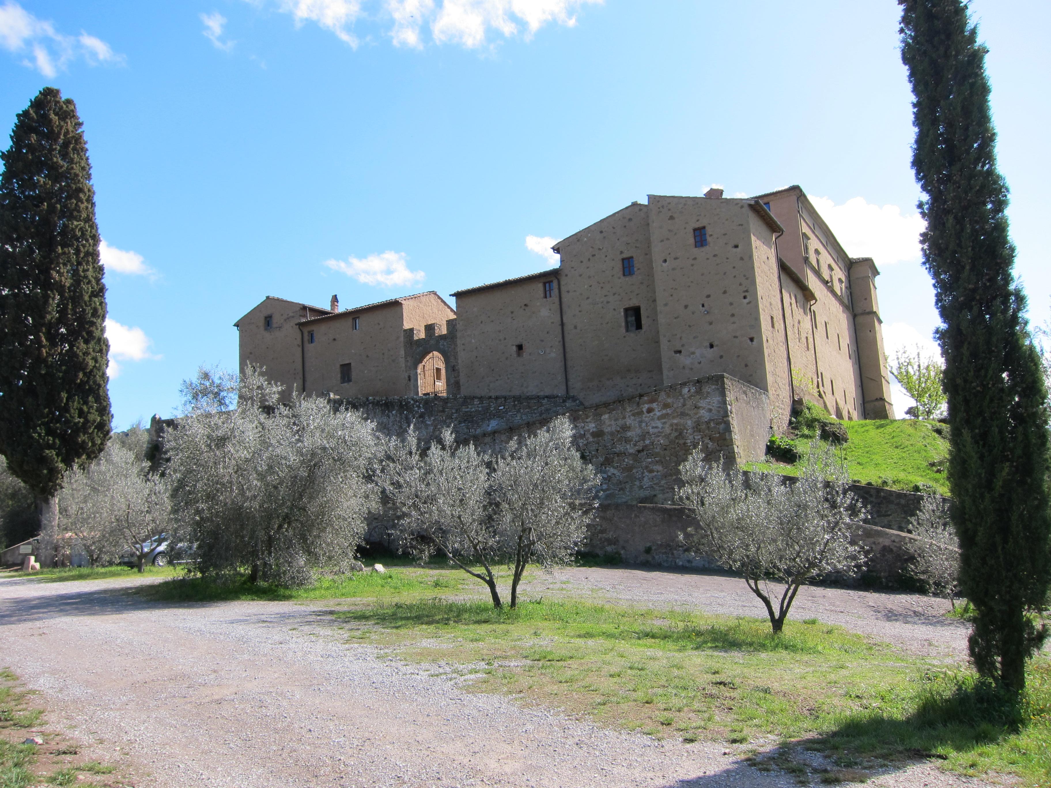 Charlotte Horton's Castello di Potentino, Seggiano