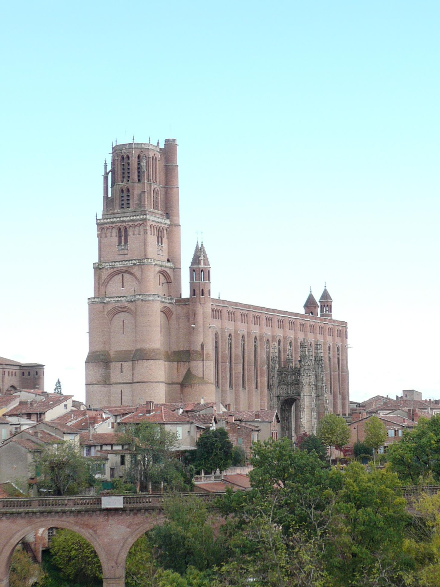 Fichier cath drale gothique d 39 wikip dia - Une cathedrale gothique ...