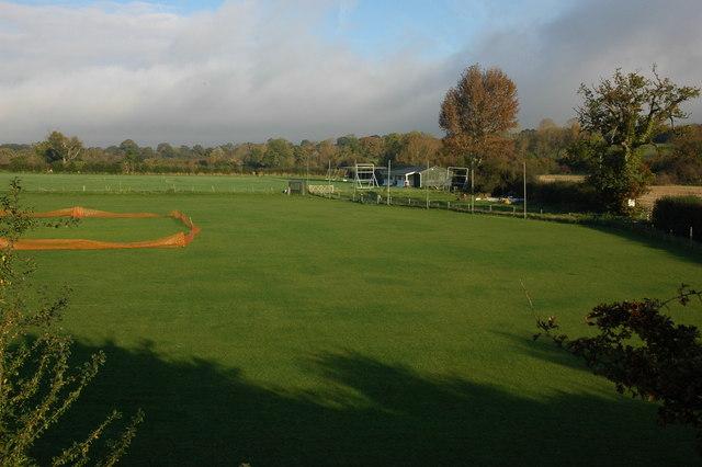 Charlbury Cricket Club - geograph.org.uk - 1014211