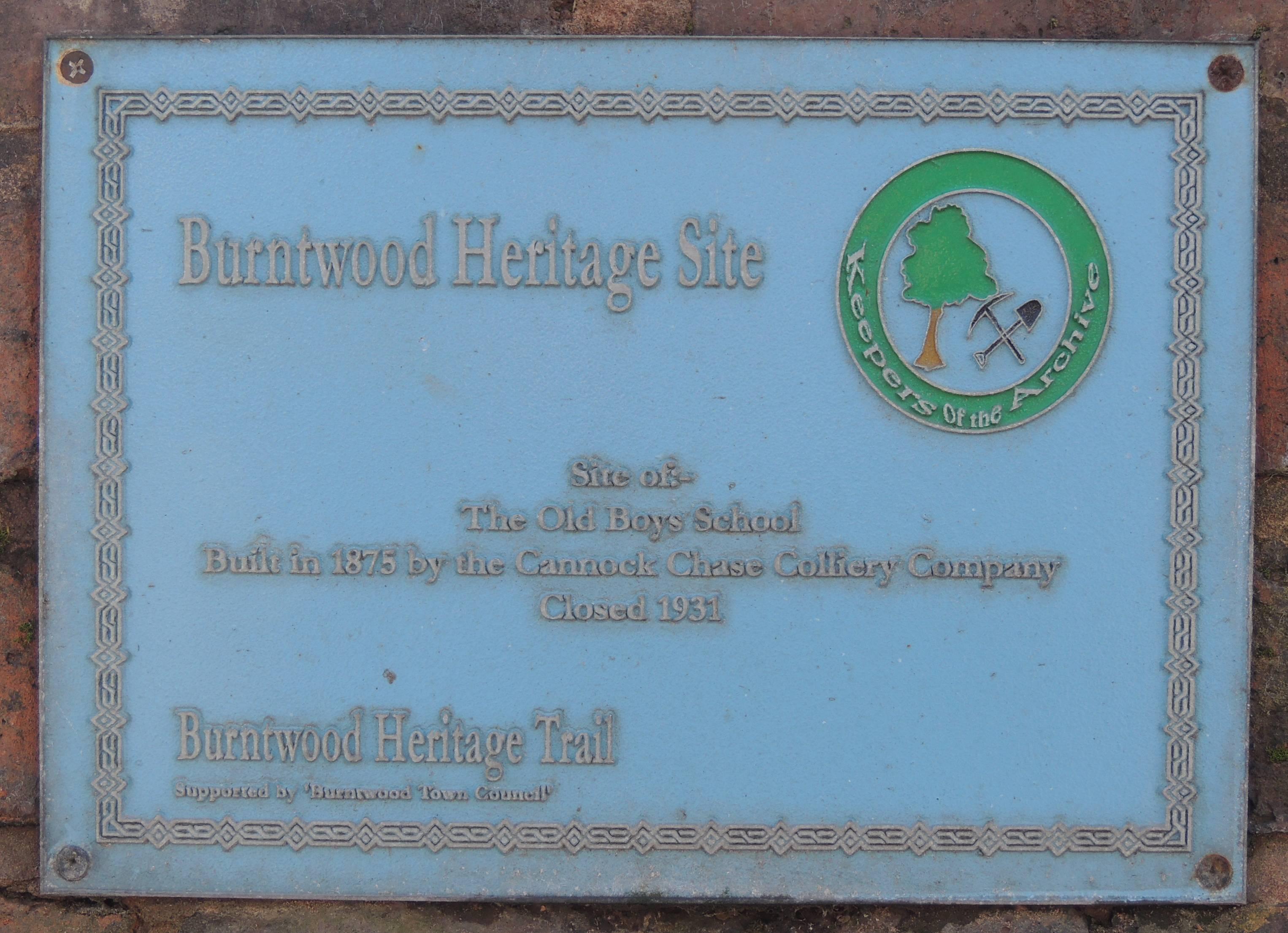 file chase terrace boys school plaque wikimedia
