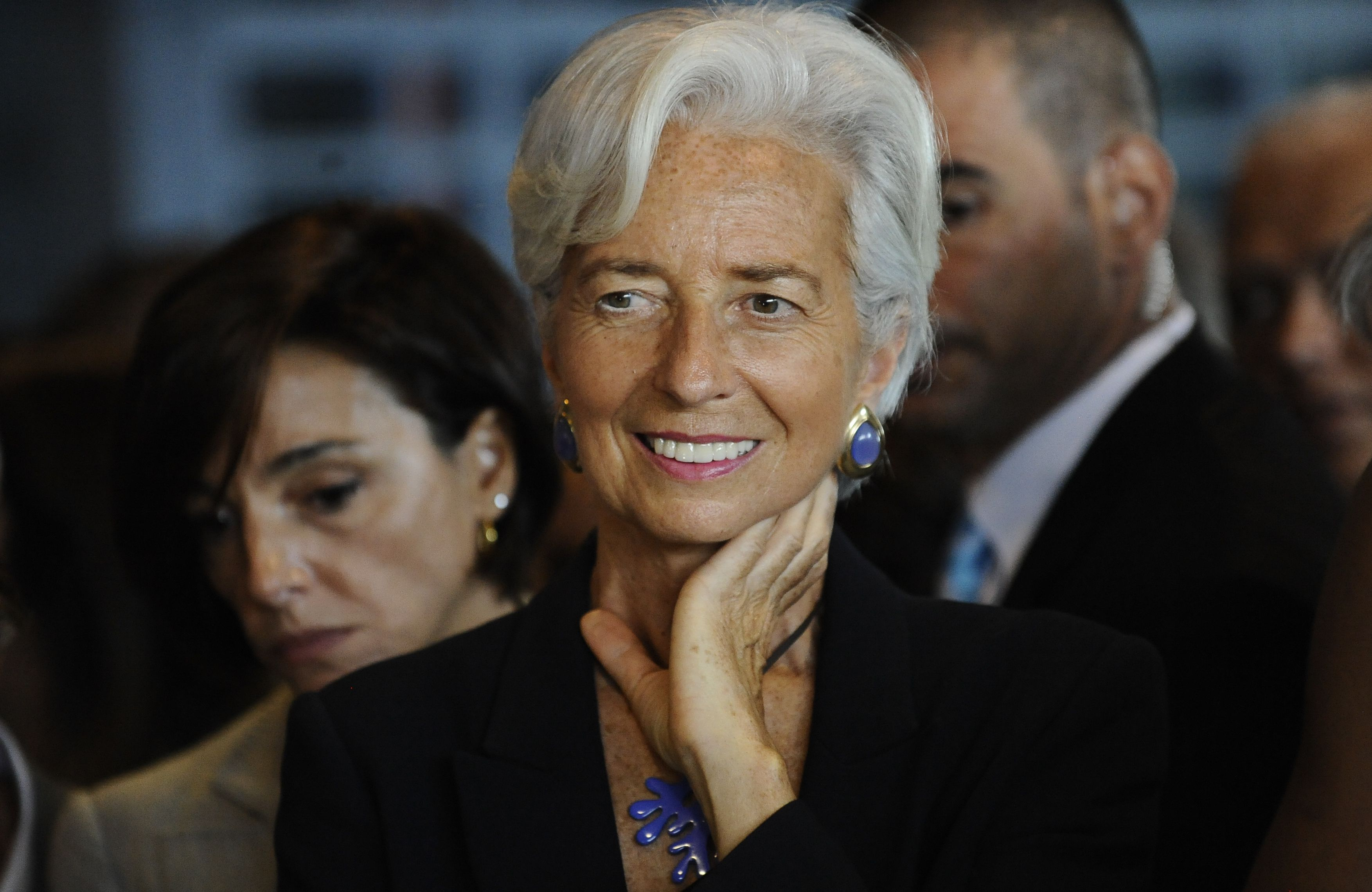 Lagarde has called for cryptocurrency regulation