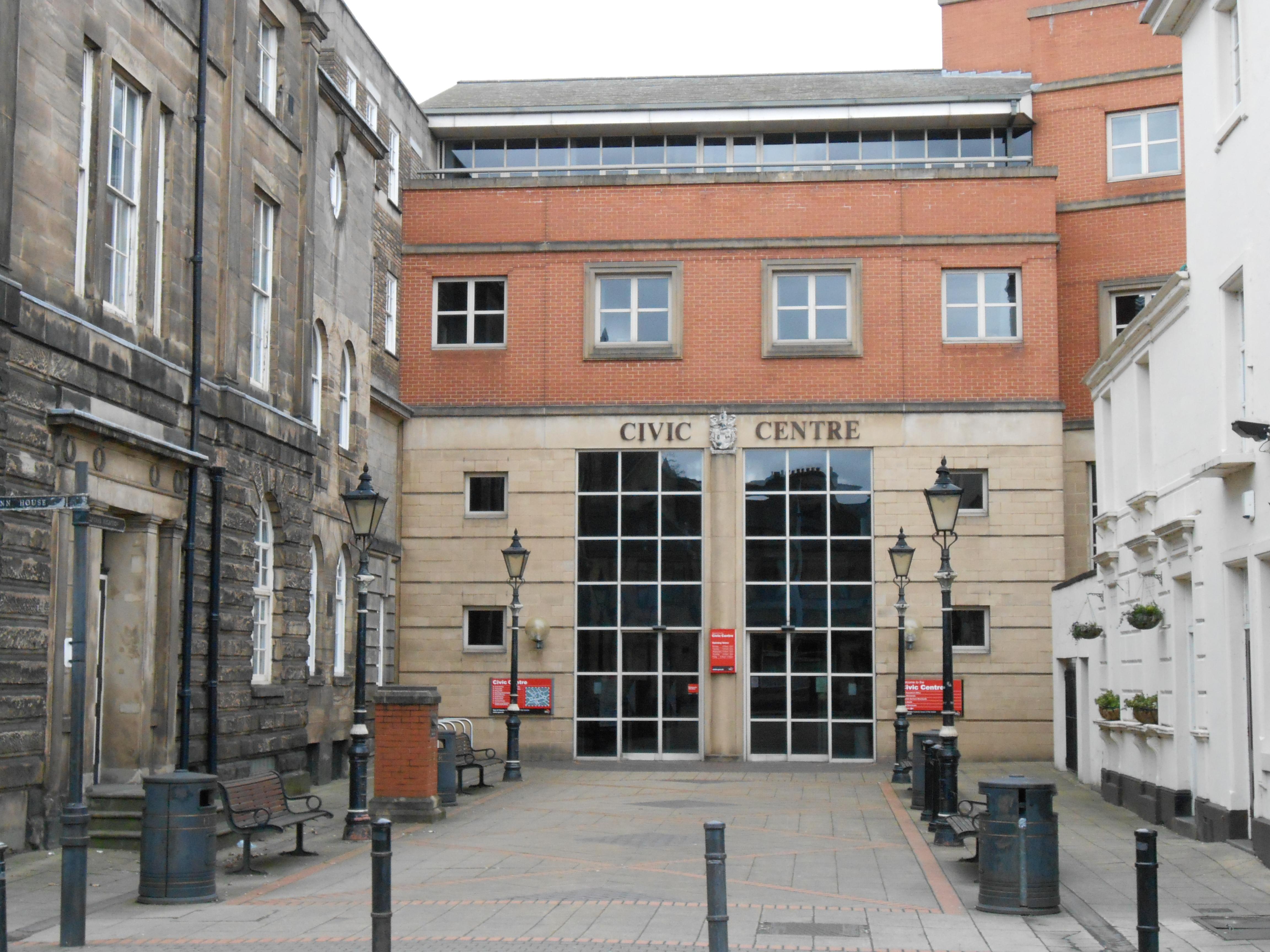 Stoke City Centre Ville