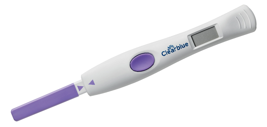 how to use clearblue digital ovulation test