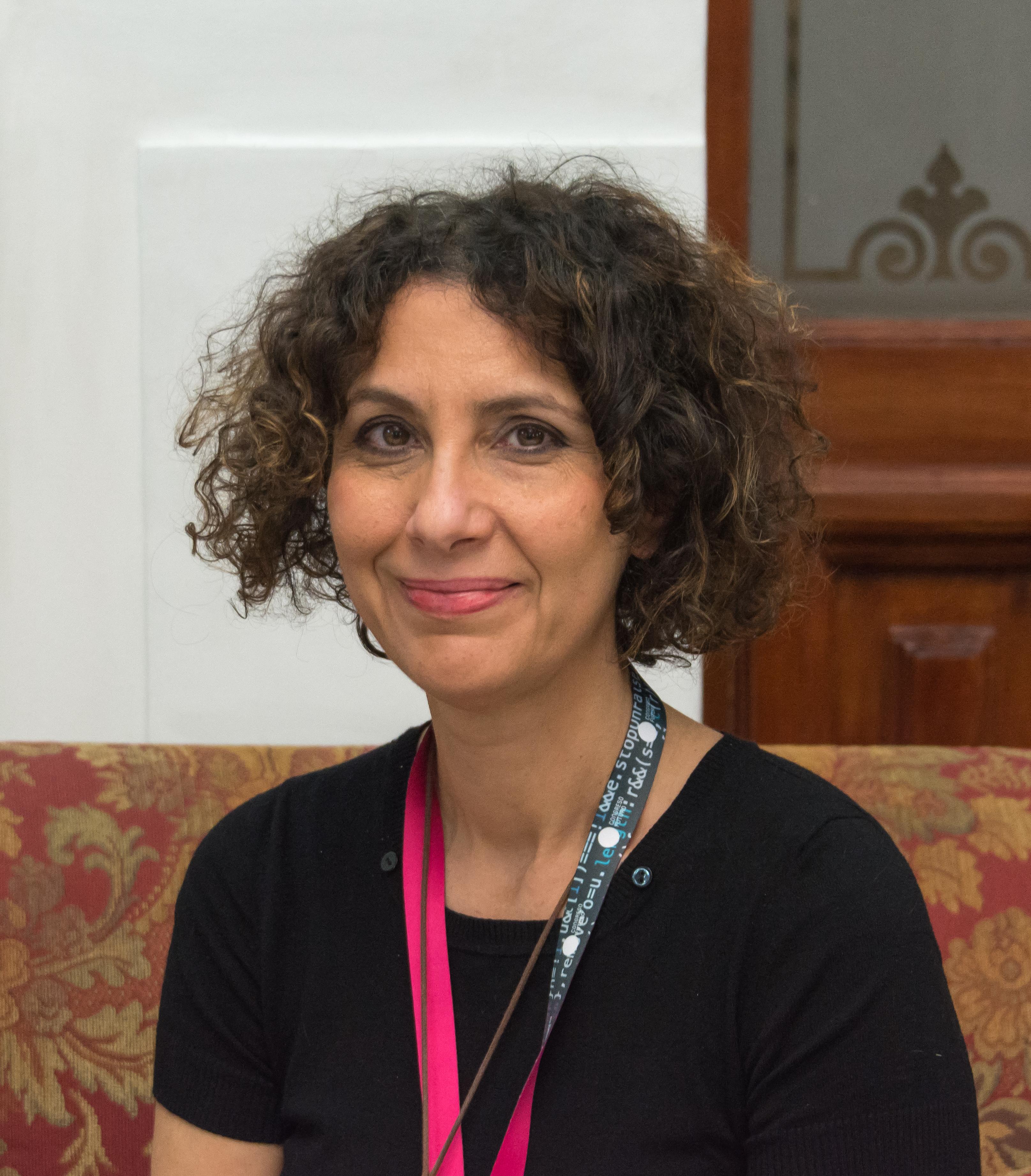 Tiziana Terranova - Wikipedia