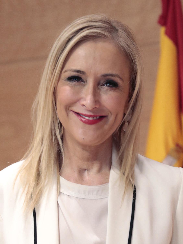 Cristina Cifuentes Wikidata