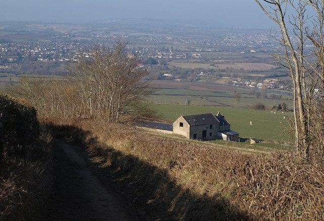 Coombe Barn, Kelston - geograph.org.uk - 1754478