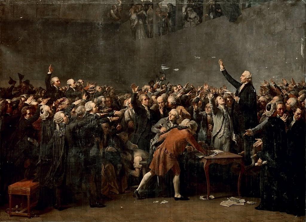 Serment du Jeu de Paume, 20 juin 1789