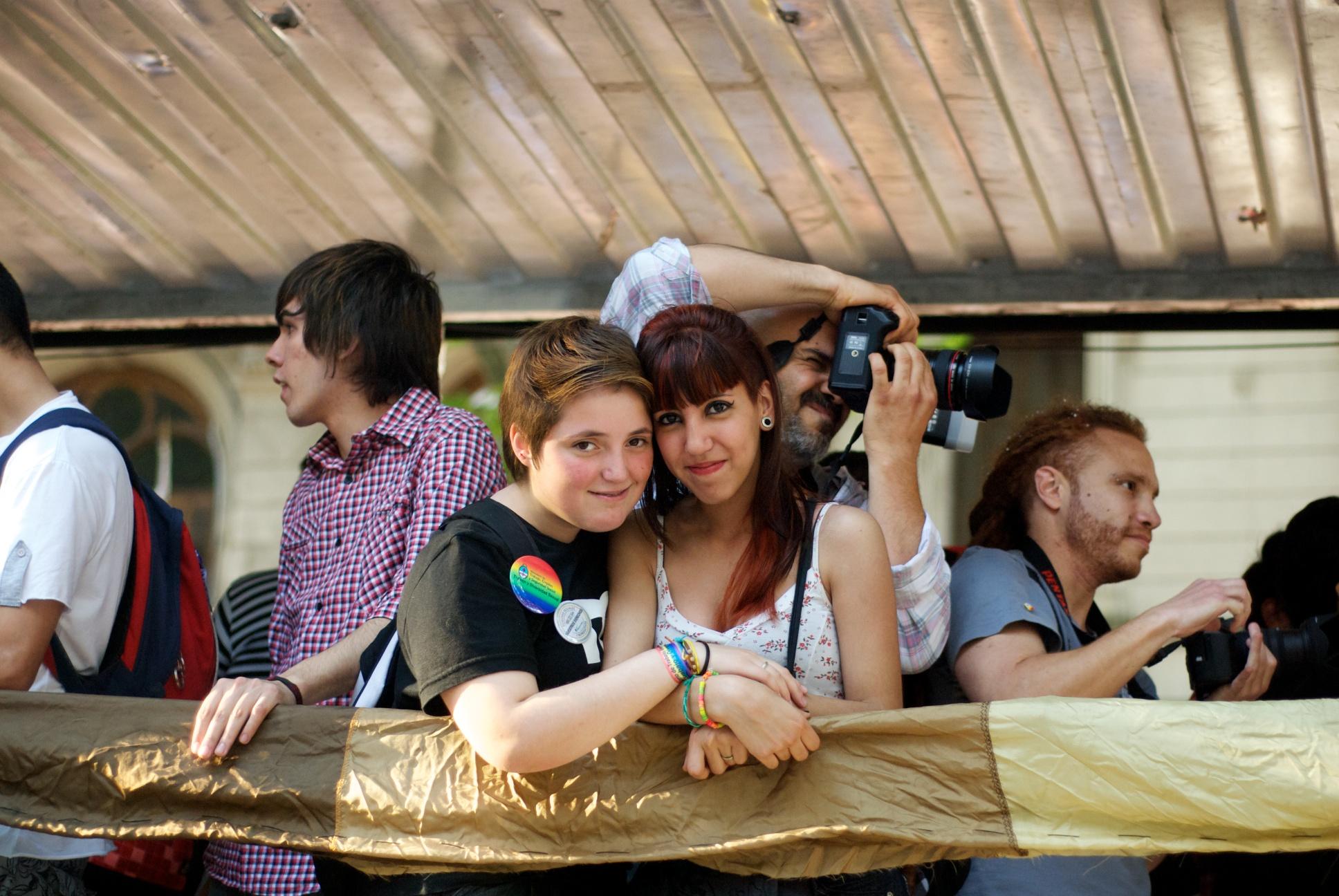 Flick tagged lesbian couples pics