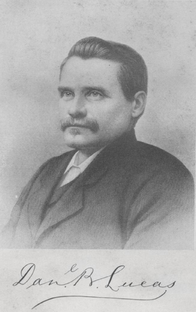 Daniel B . Lucas