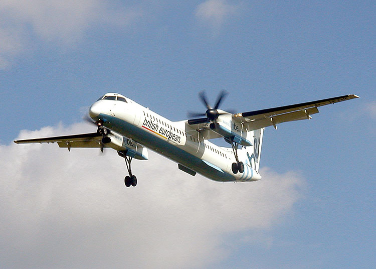 Small Planes That Use Natural Gas