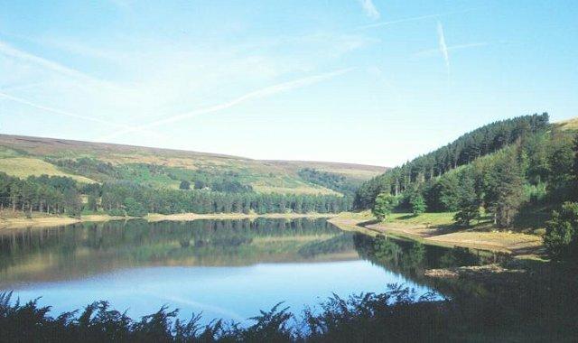 Derwent Reservoir. - geograph.org.uk - 54286