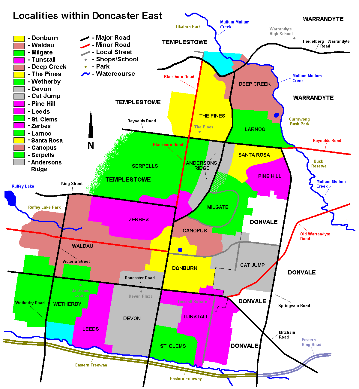 File:Doncaster east locality map.PNG - Wikimedia Commons