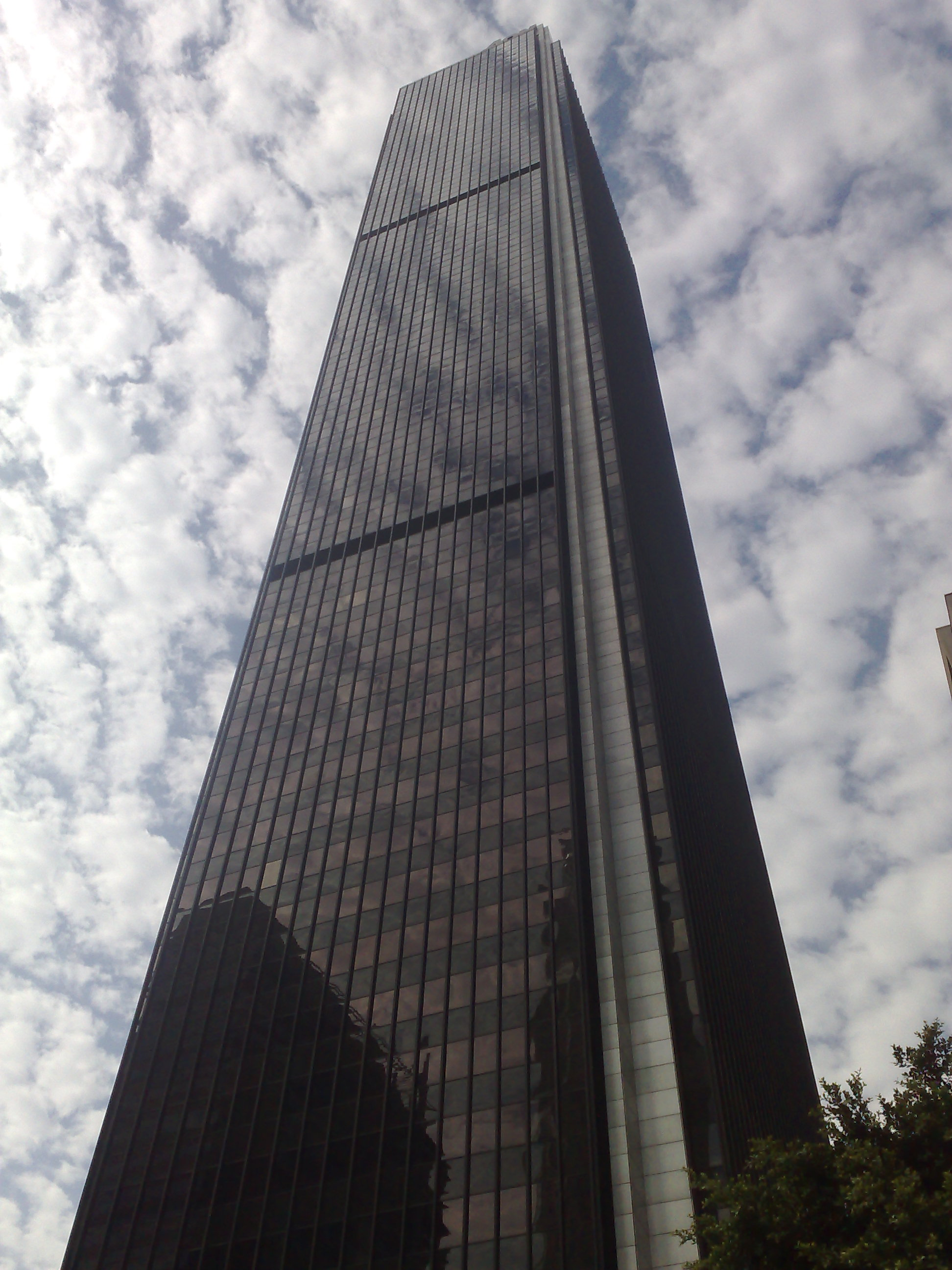 Black Marble Buildings : Aon center los angeles wikiwand