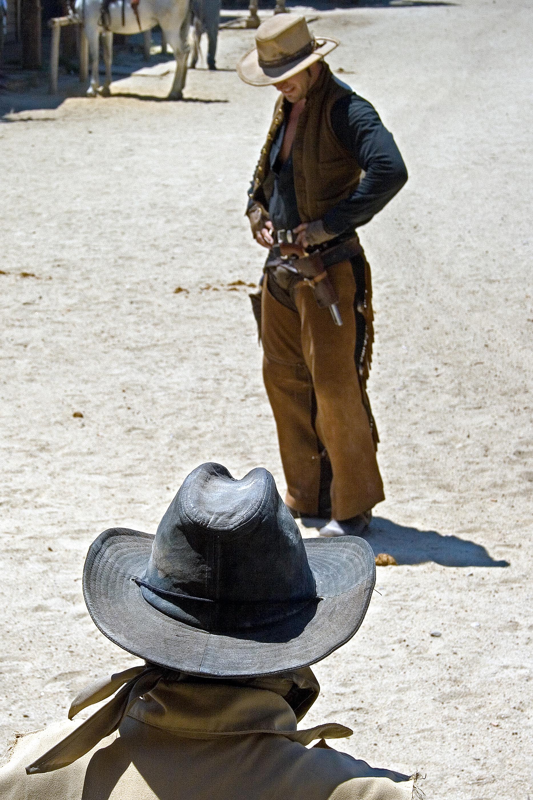 Duel In Texas [1950]