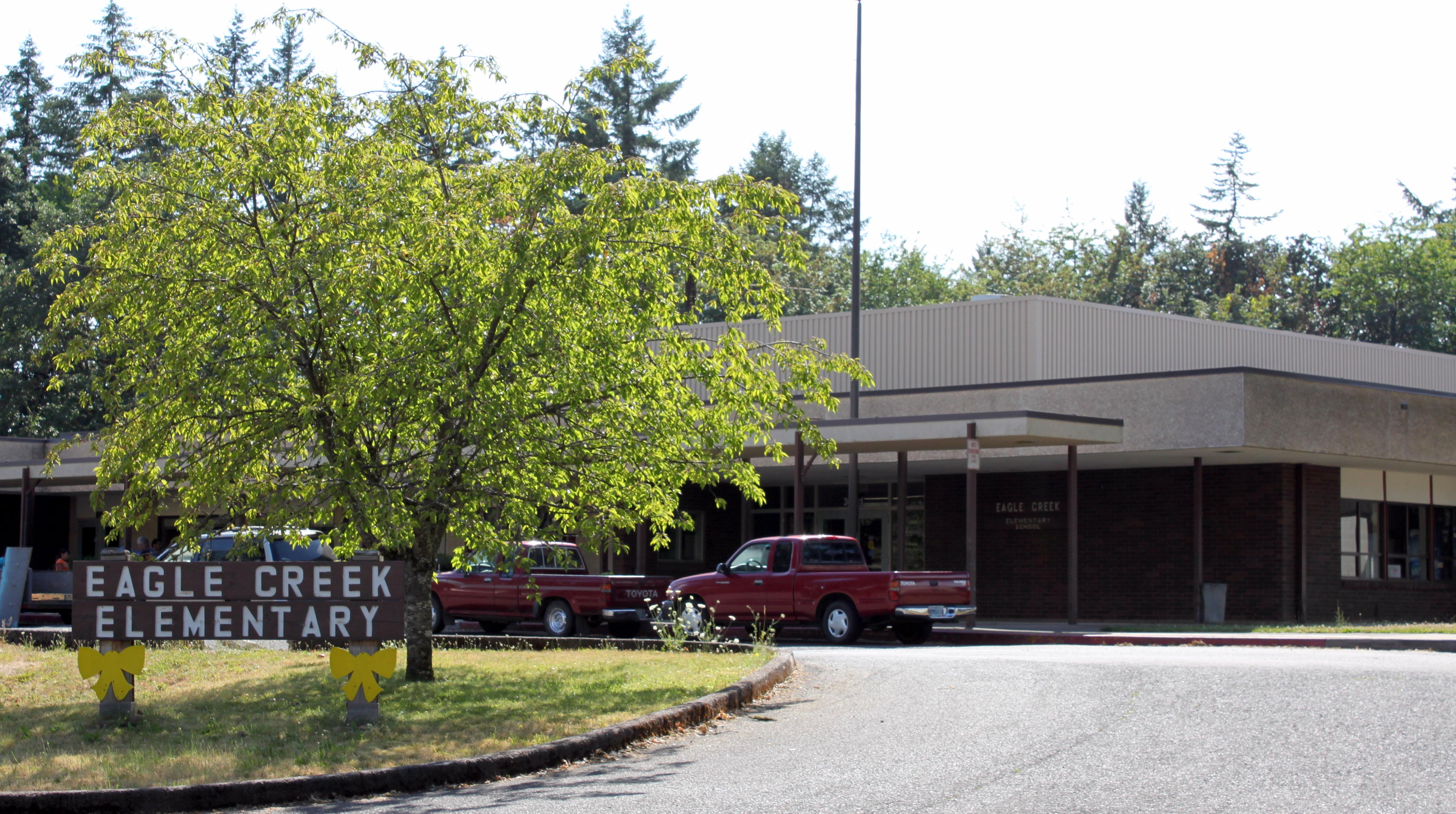 Eagle Creek, Oregon - Wikipedia