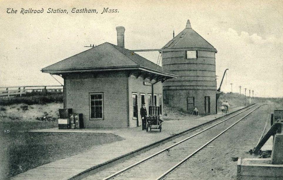 File Eastham Ma Railroad Station Ca 1907 Jpg
