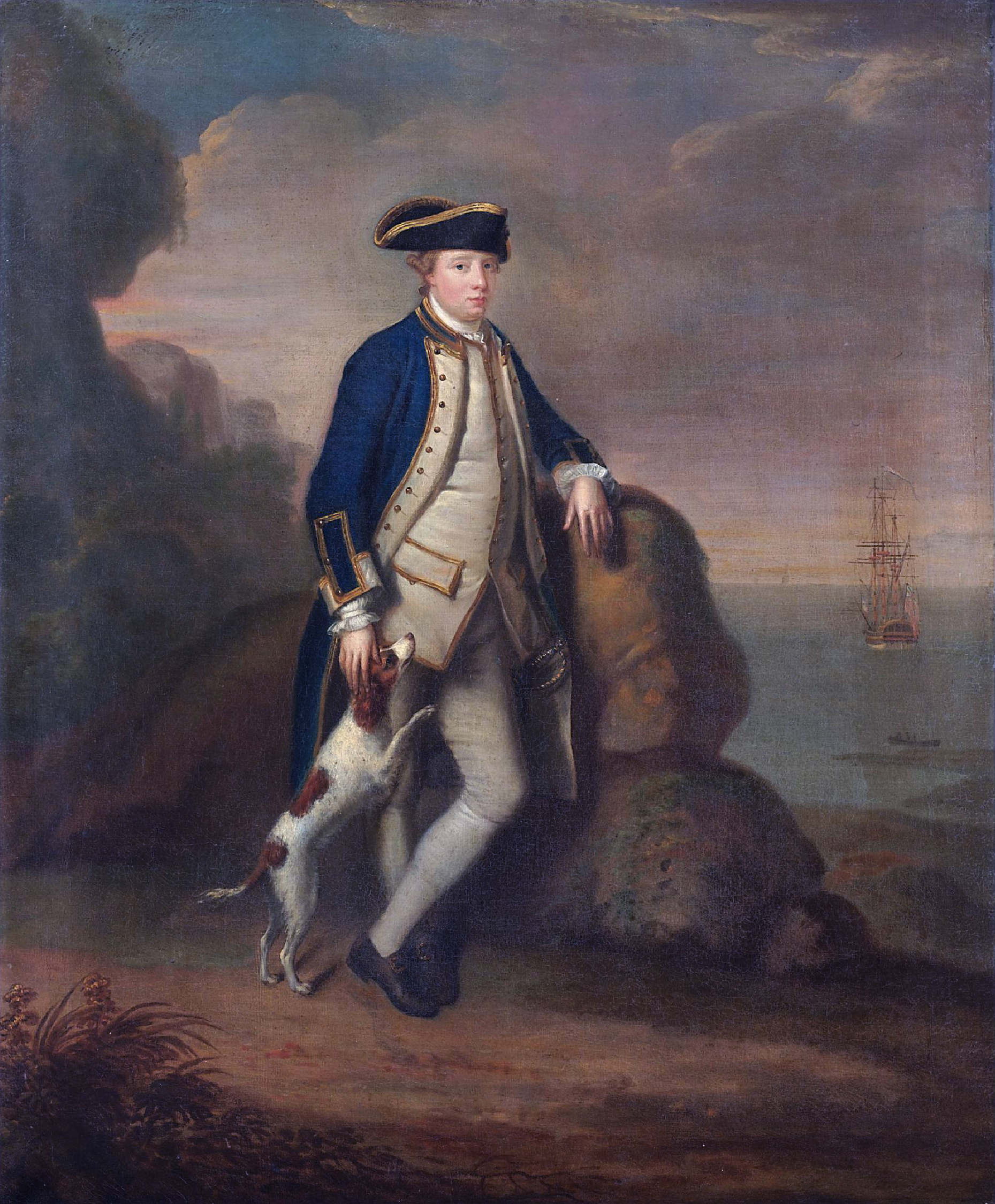 File:Edward Michael Pakenham, 2nd Baron Longford (1743-1792) by Robert