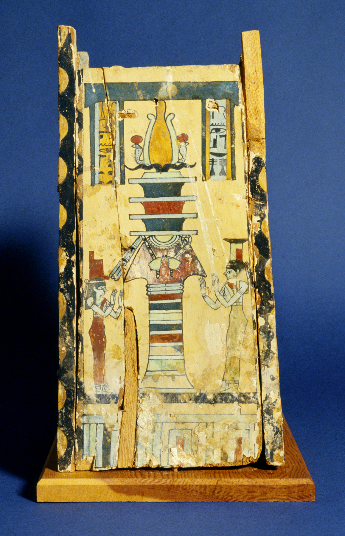 Fileegyptian Box For Ushabtis Or Canopic Jars Walters 626jpg