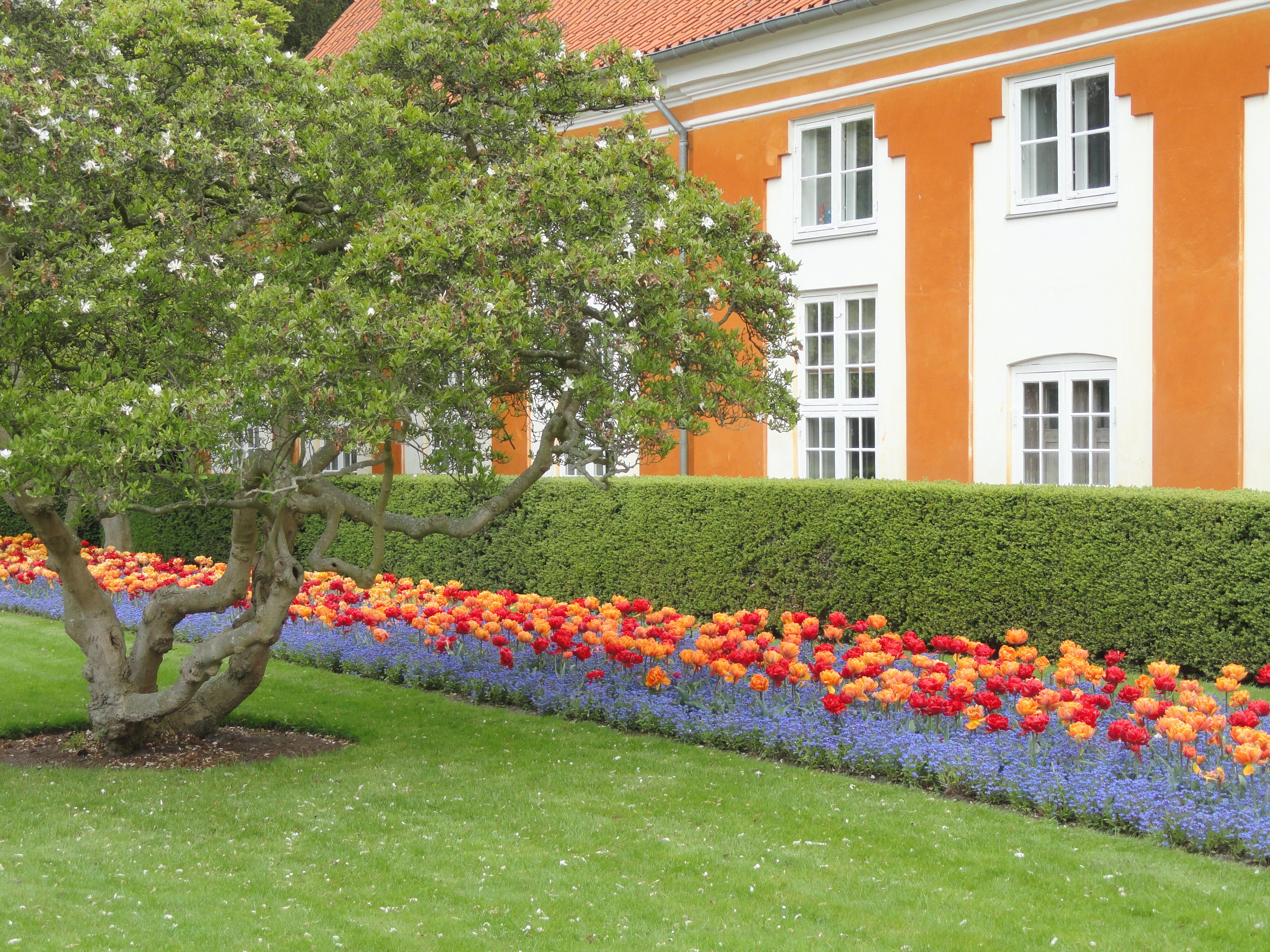 Date I Frederiksberg Have Gistrup