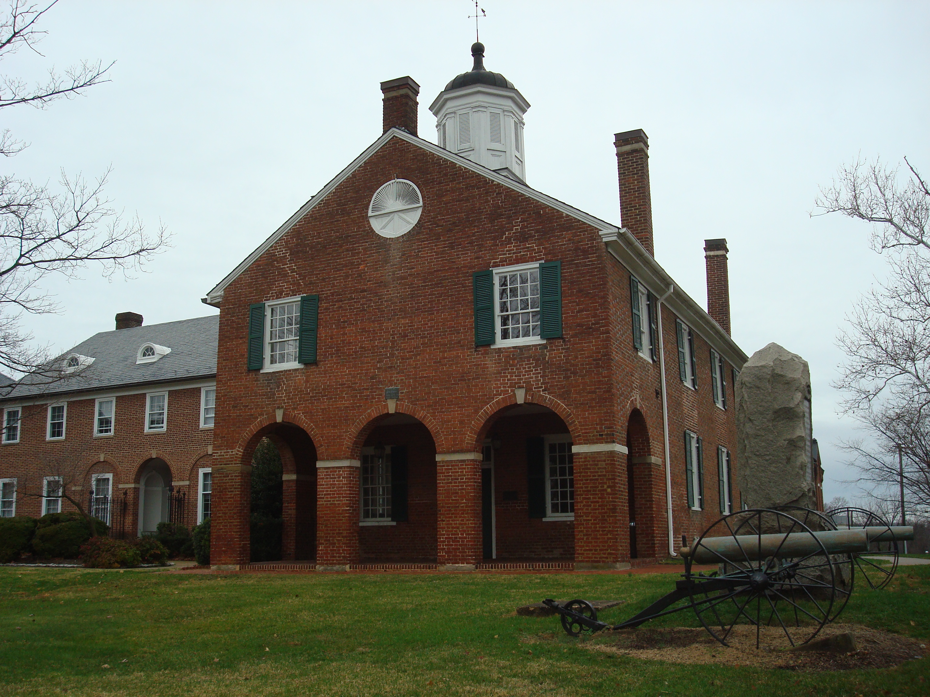 Historic Fairfax County Courthouse