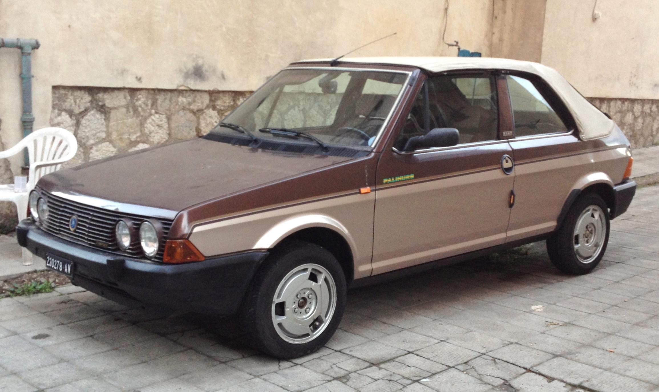 File Fiat Ritmo Cabrio Bertone Palinuro Jpg Wikimedia
