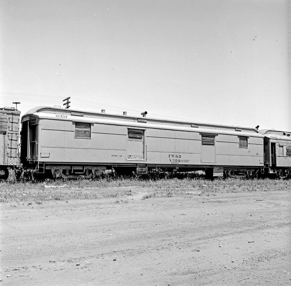 File:Fort Worth and Denver City, Kitchen Car X-304 (15469955513).jpg ...