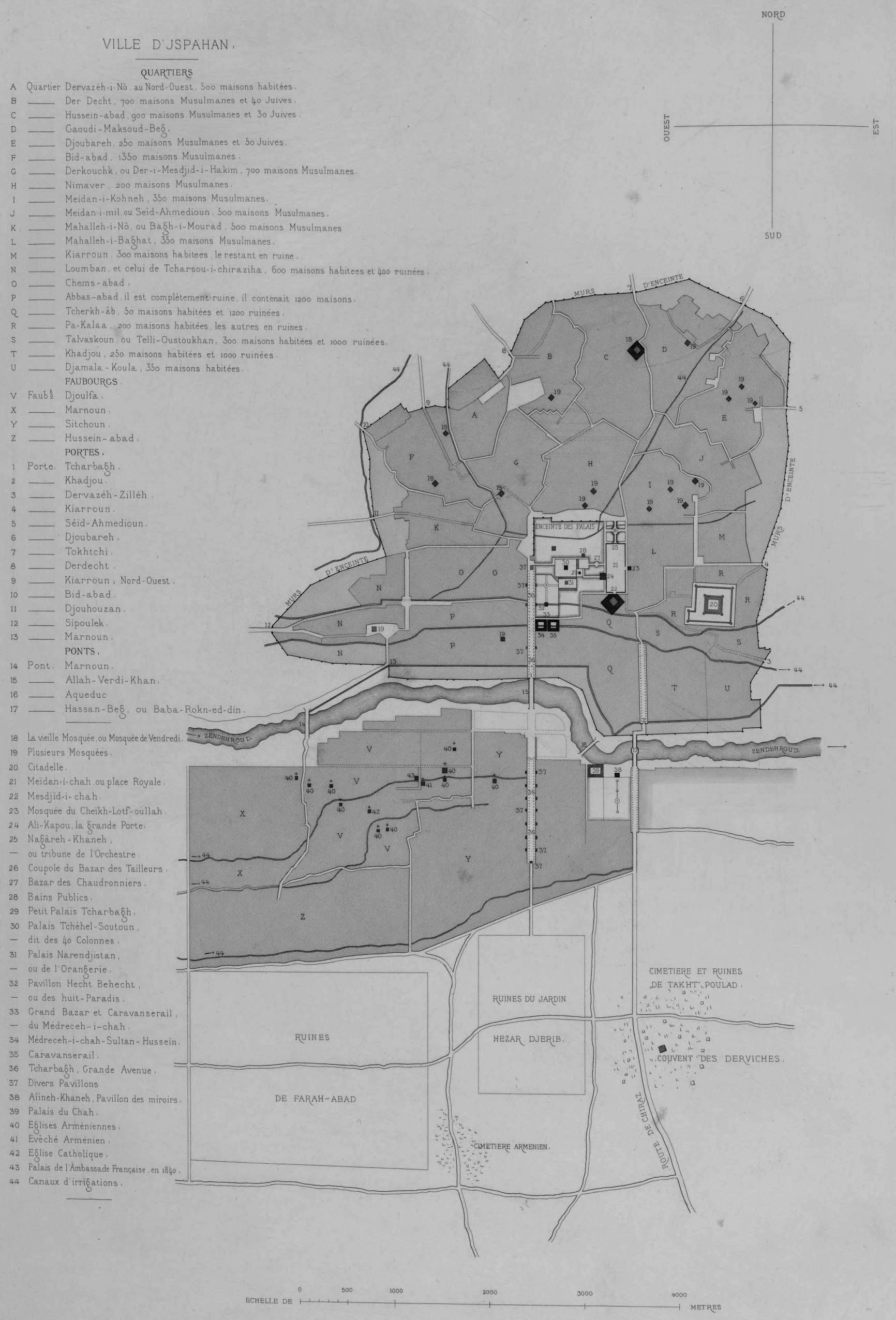 File:General map of Isfahan by Pascal Coste.jpg - Wikimedia ...