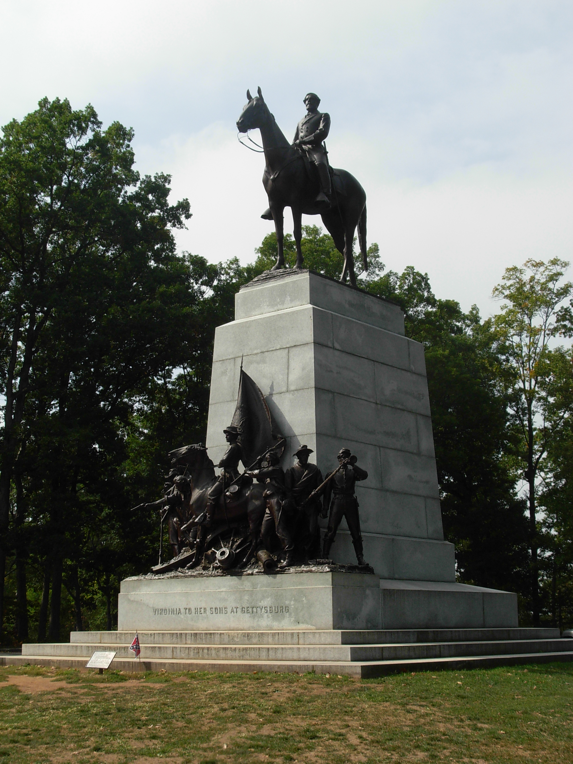 Superb img of Gettysburg Monuments and Military on Pinterest with #5C512B color and 2304x3072 pixels