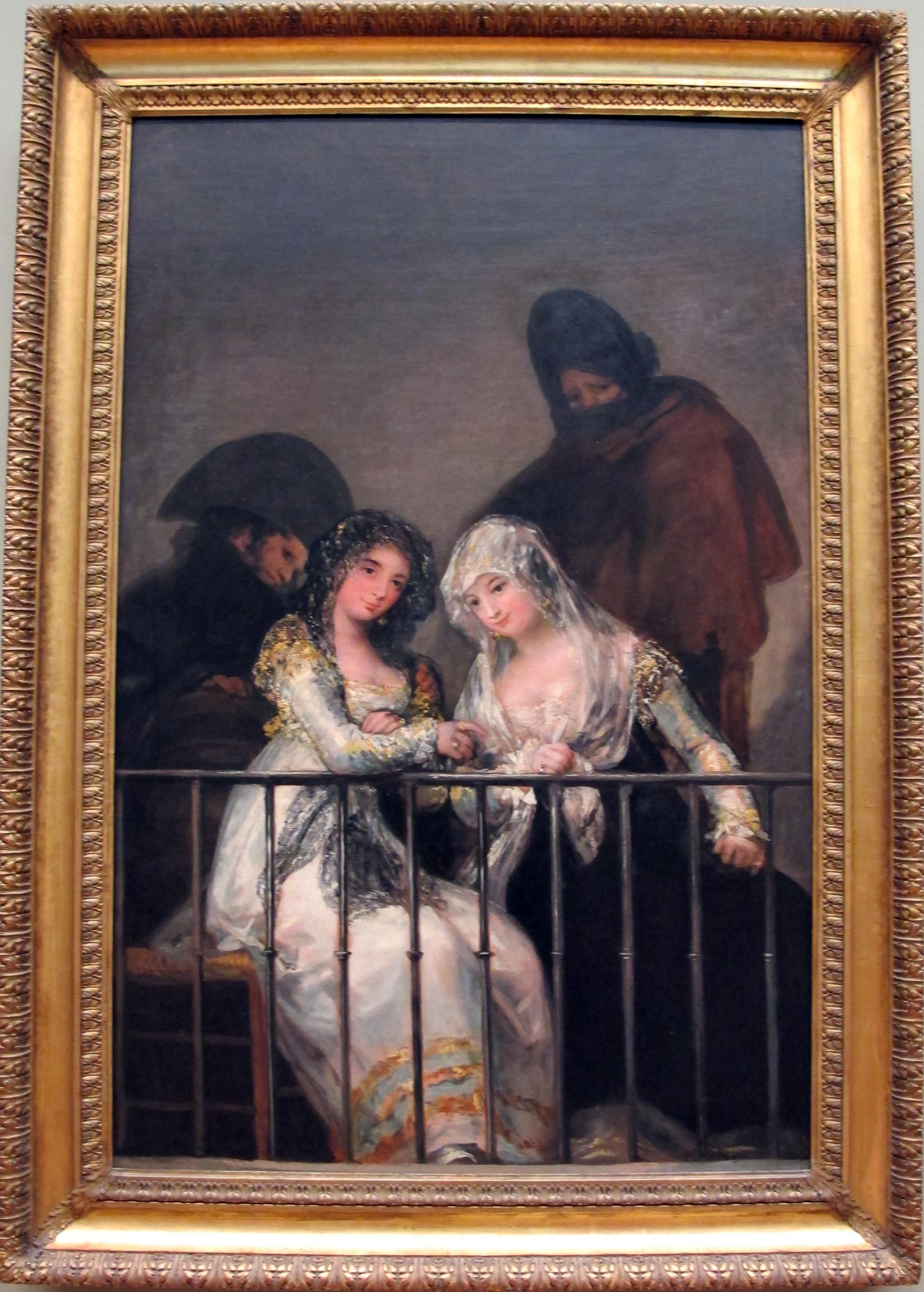 Babes in Goya
