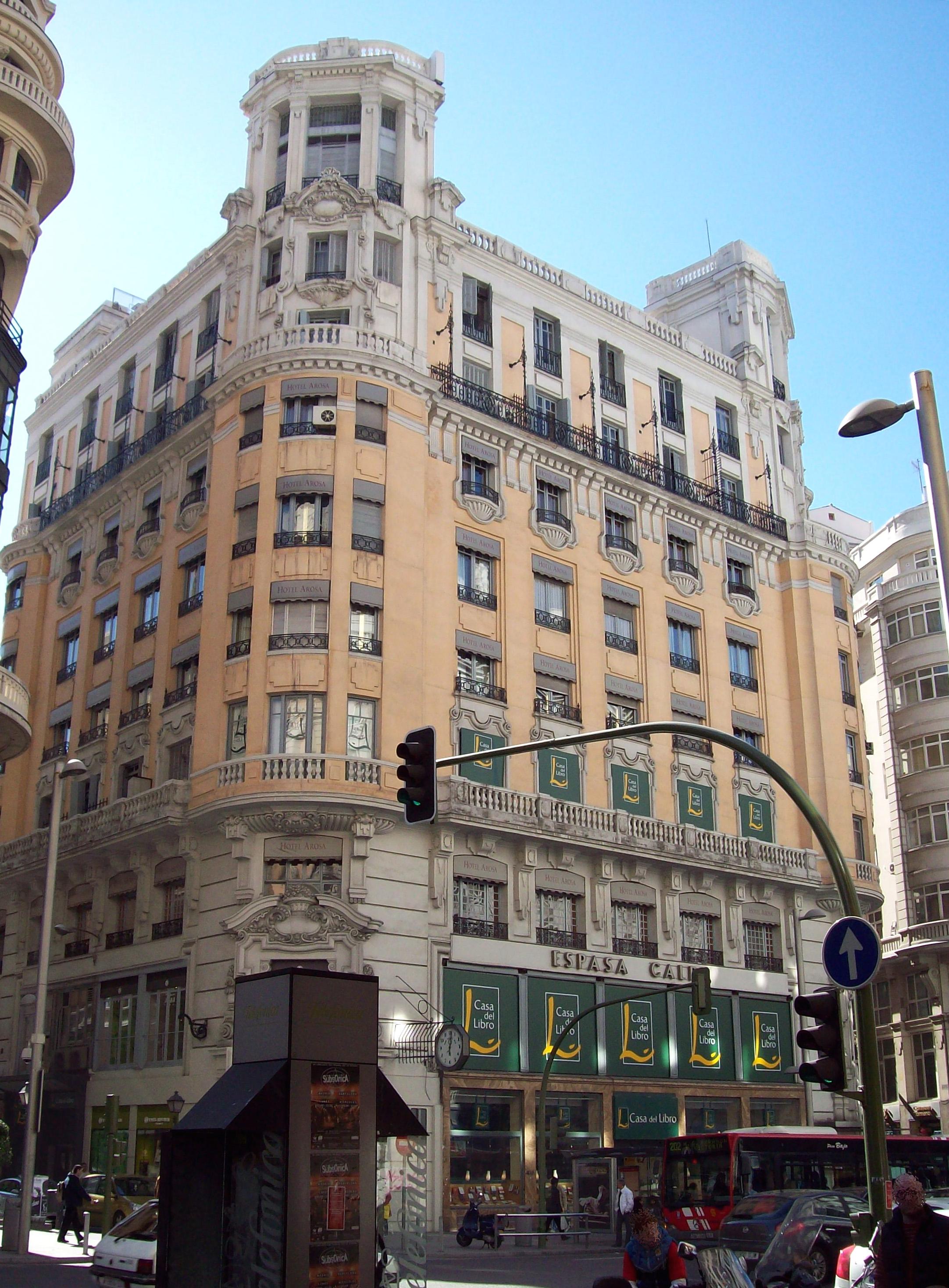 File gran v a 29 madrid wikimedia commons - Casa del libro madrid horario ...