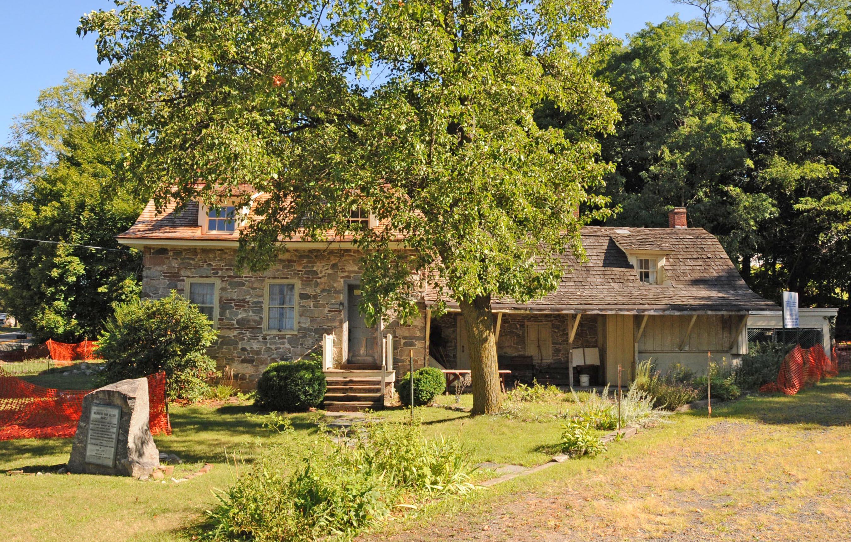 File hendrick van allen house oakland bergen county nj for Allen house