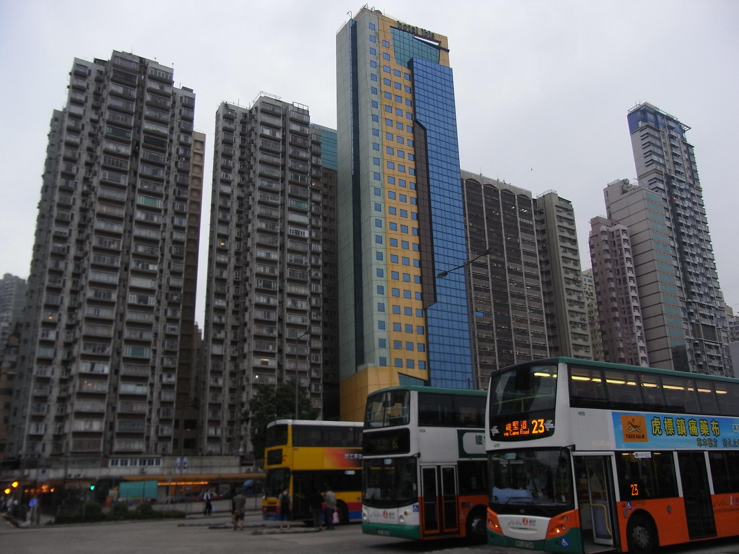 Ibis Hotel Hong Kong Review