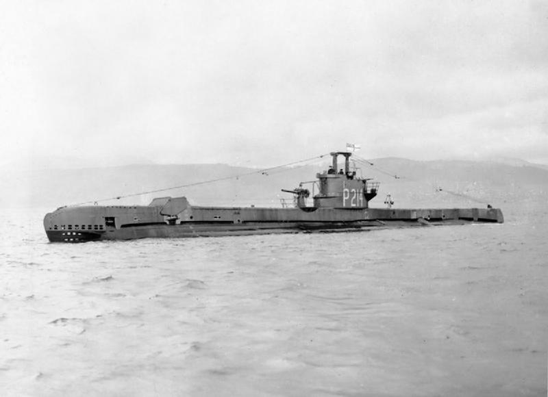 HMS Satyr (P214)