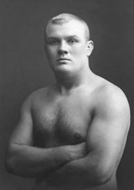 Hjalmar Nyström Olympic wrestler