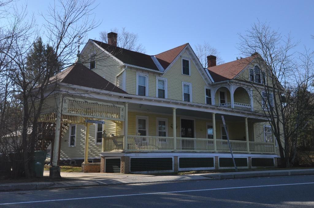 Hubbard Dawson House Wikidata