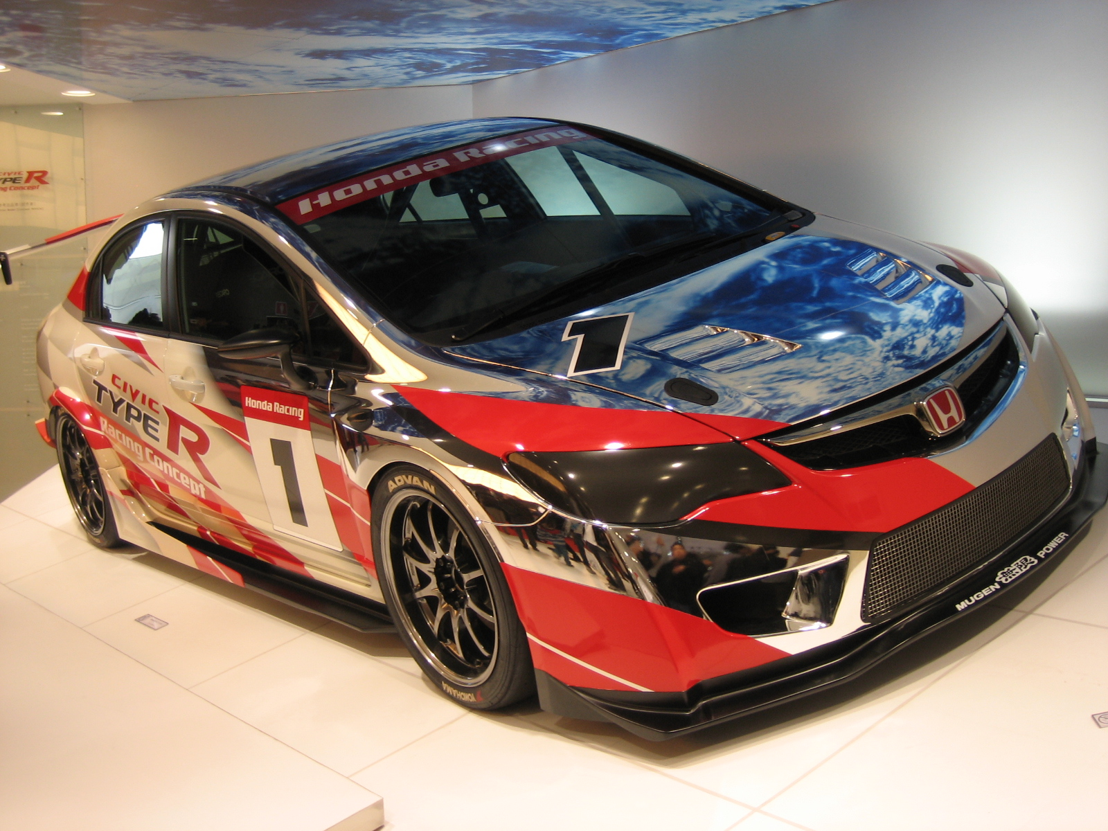 File honda civic typer concept jpg wikimedia commons - Type of foundation concept ...