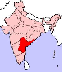 Indien Andhra Pradesh