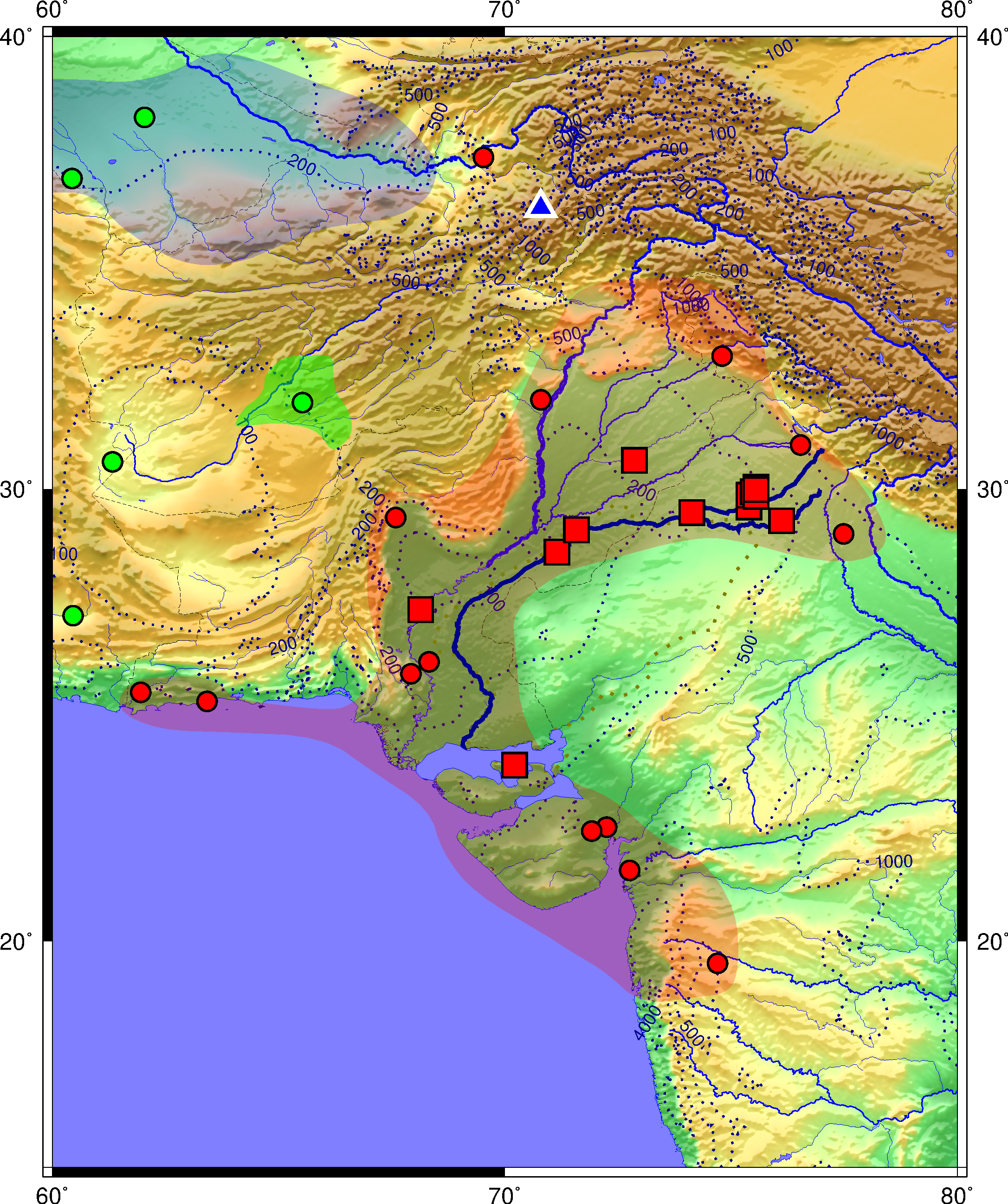 File:Indus civilization info map.png - Wikimedia Commons on gulf of khambhat on map, yellow river on map, bangladesh on map, jordan river on map, himalayan mountains on map, kashmir on map, great indian desert on map, lena river on map, himalayas on map, persian gulf on map, krishna river on map, eastern ghats on map, deccan plateau on map, ganges river on map, gobi desert on map, japan on map, irrawaddy river on map, yangzte river on map, aral sea on map, indian ocean on map,