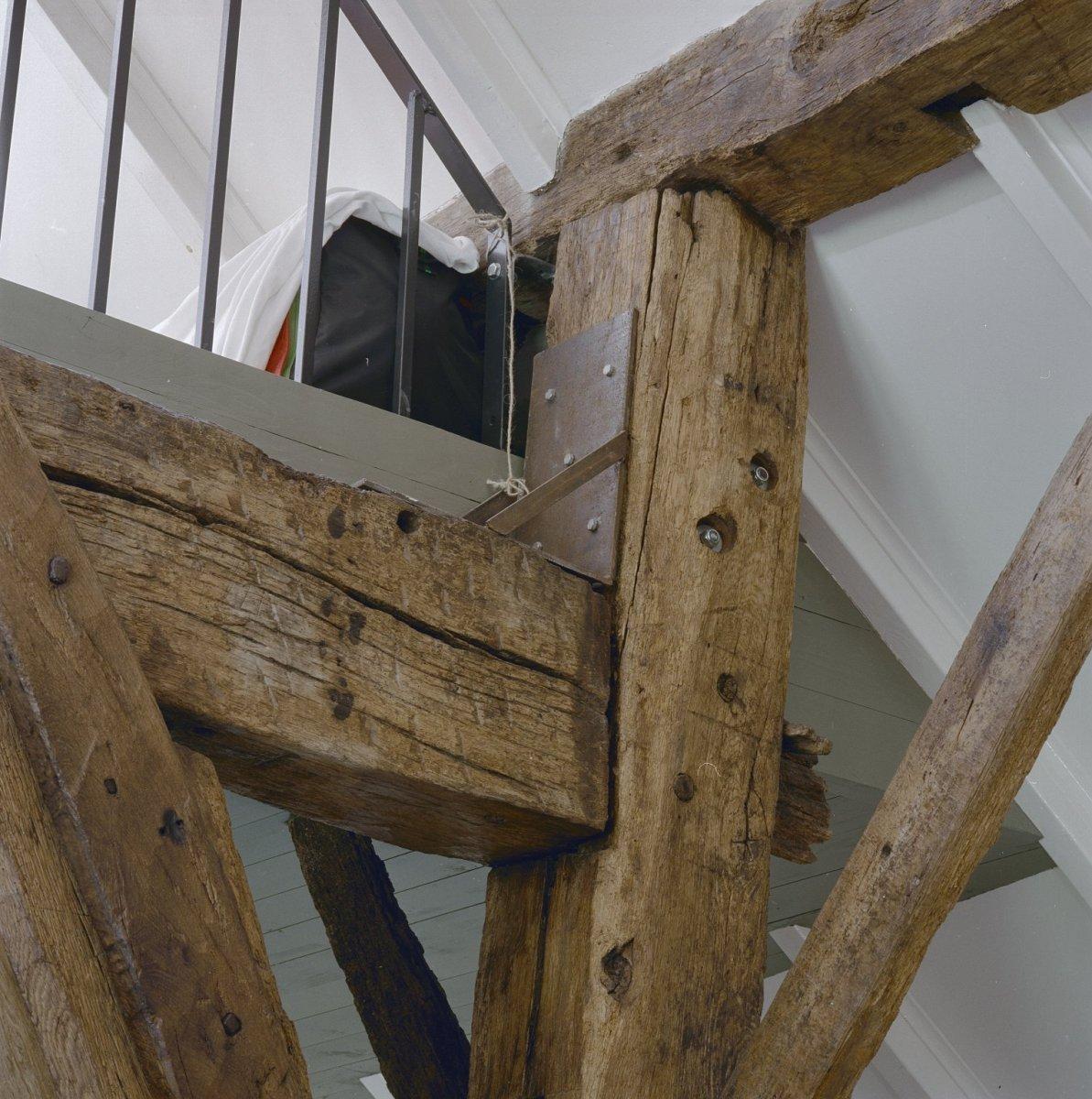 File interieur voormalige potstal nu woonkamer ijzeren for Interieur woonkamer