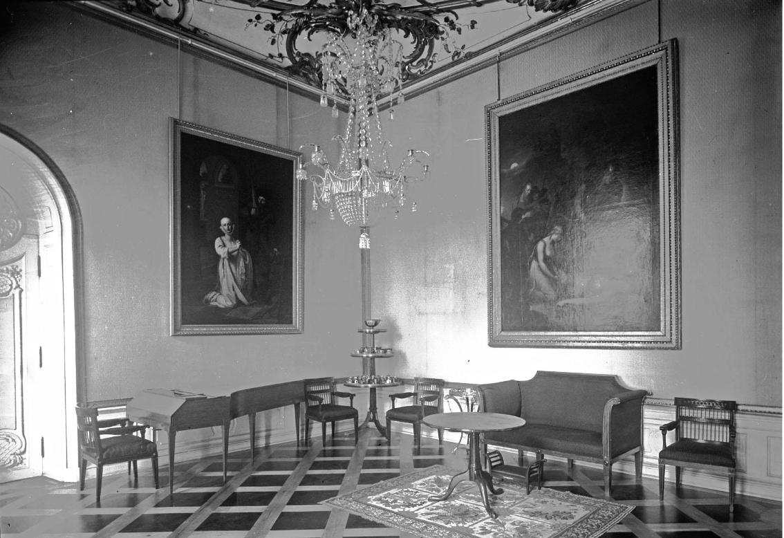 File interior of stadtschloss potsdam wohnung der k nigin for Wohnung interior