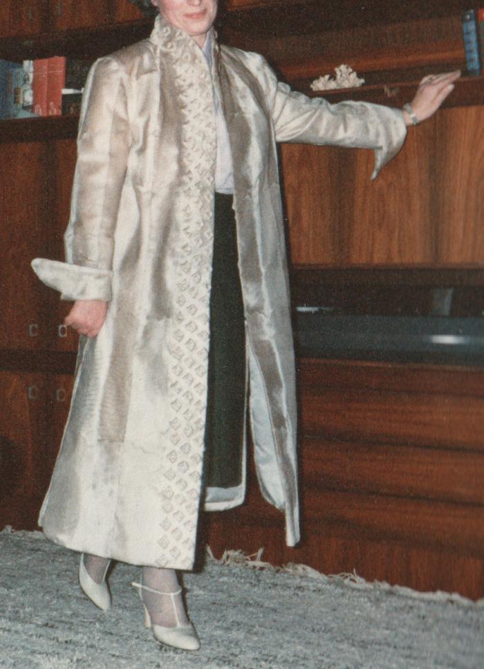 Mantel fur iran