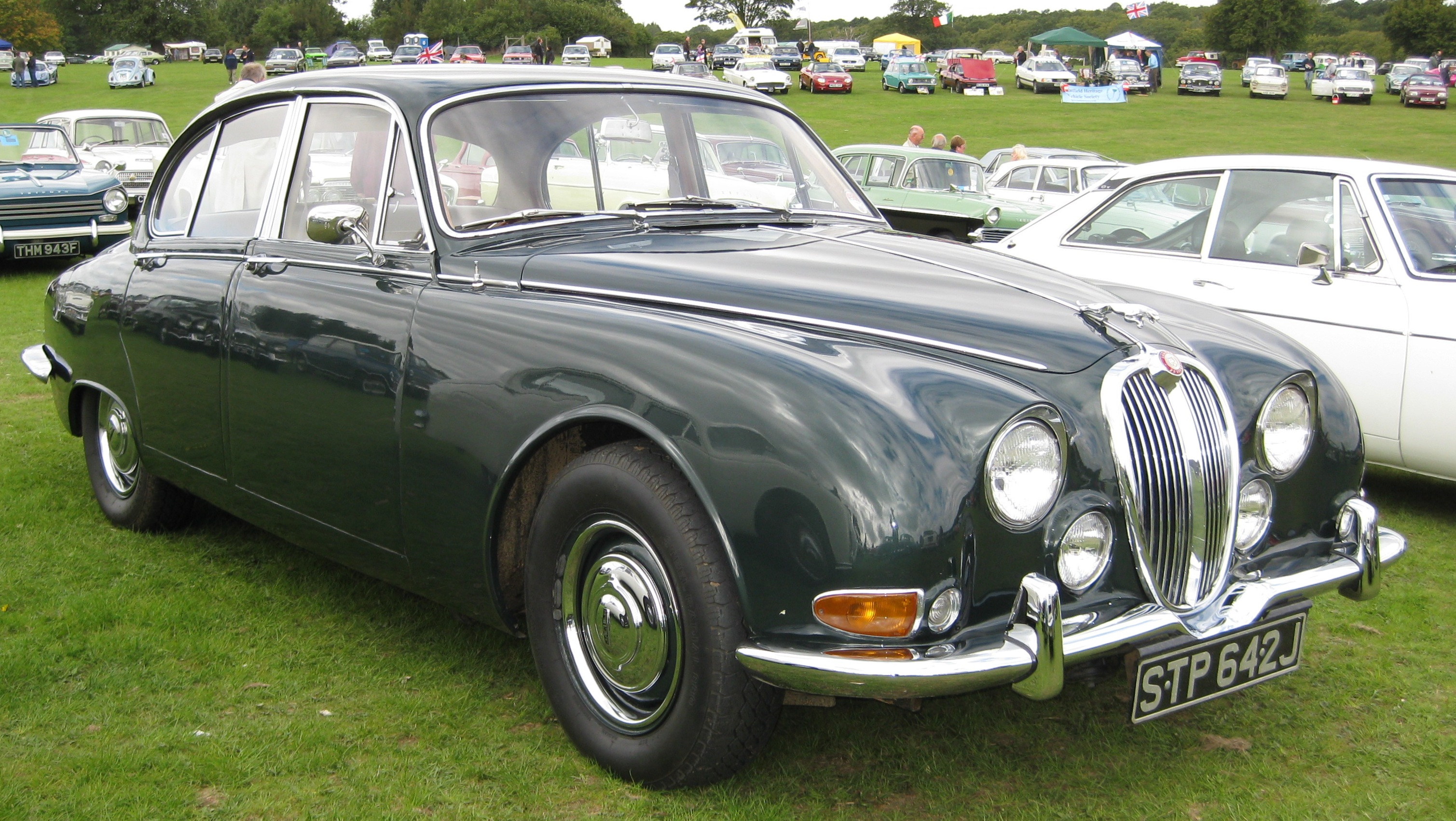 File Jaguar 3 8s 3781cc 1965 Jpg Wikimedia Commons