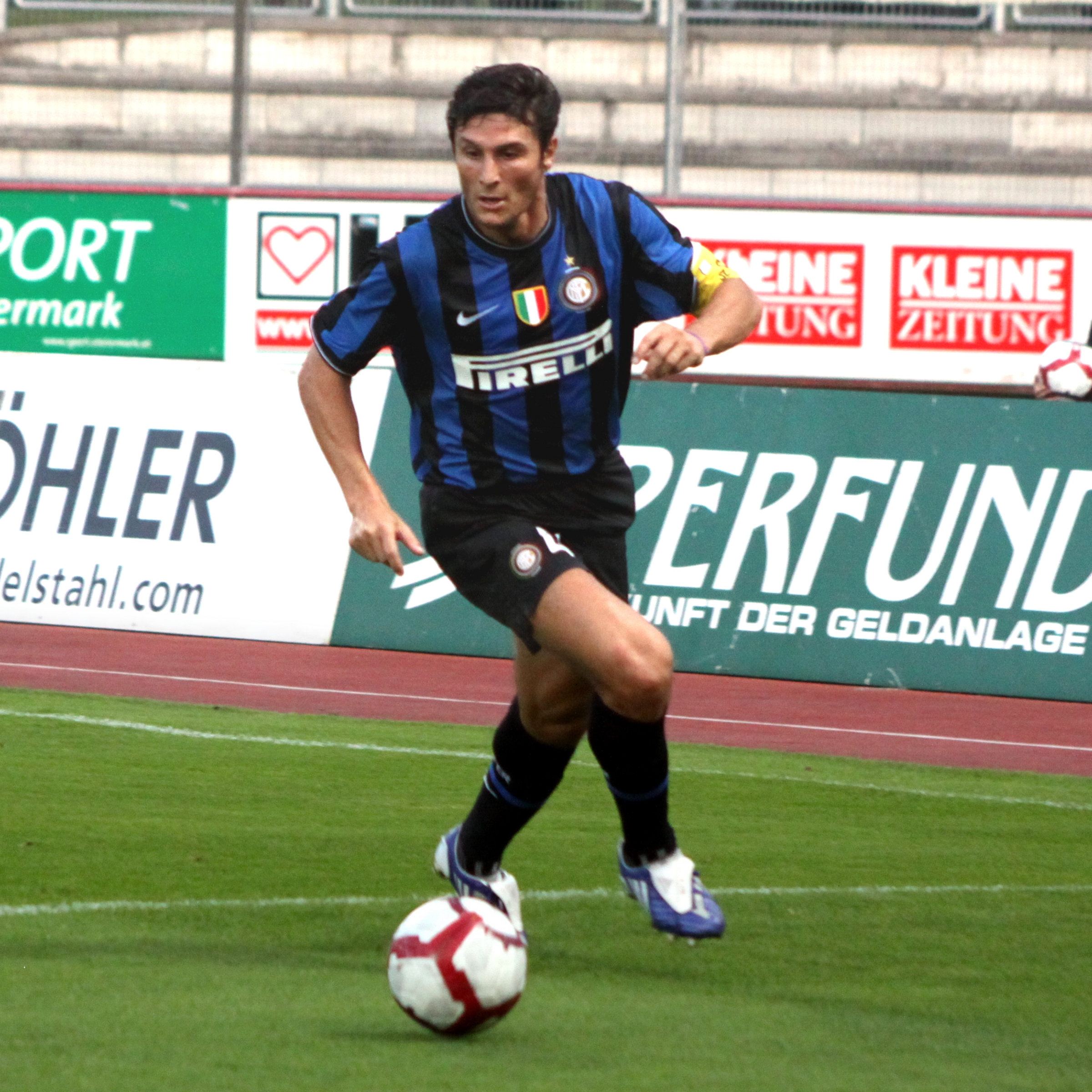 Javier Zanetti - Wikipedia, the free encyclopedia